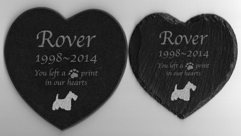 Pet memorial Scottish Terrier