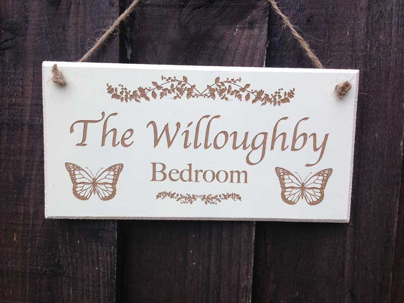 personalised bedroom signs 12