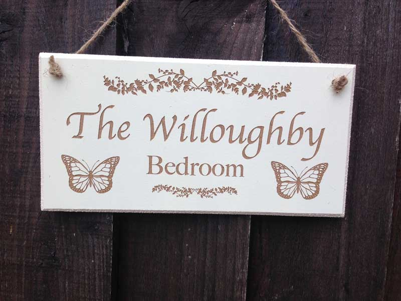 personalised bedroom signs 13