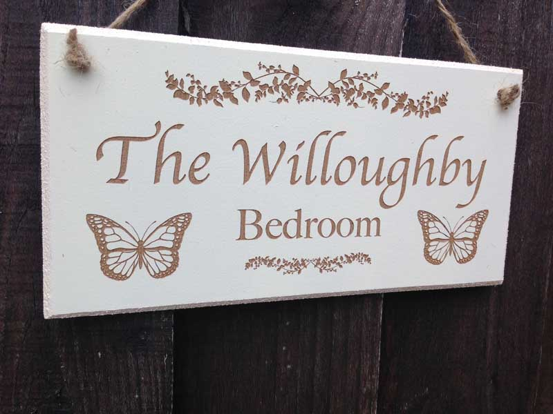 personalised bedroom signs 15