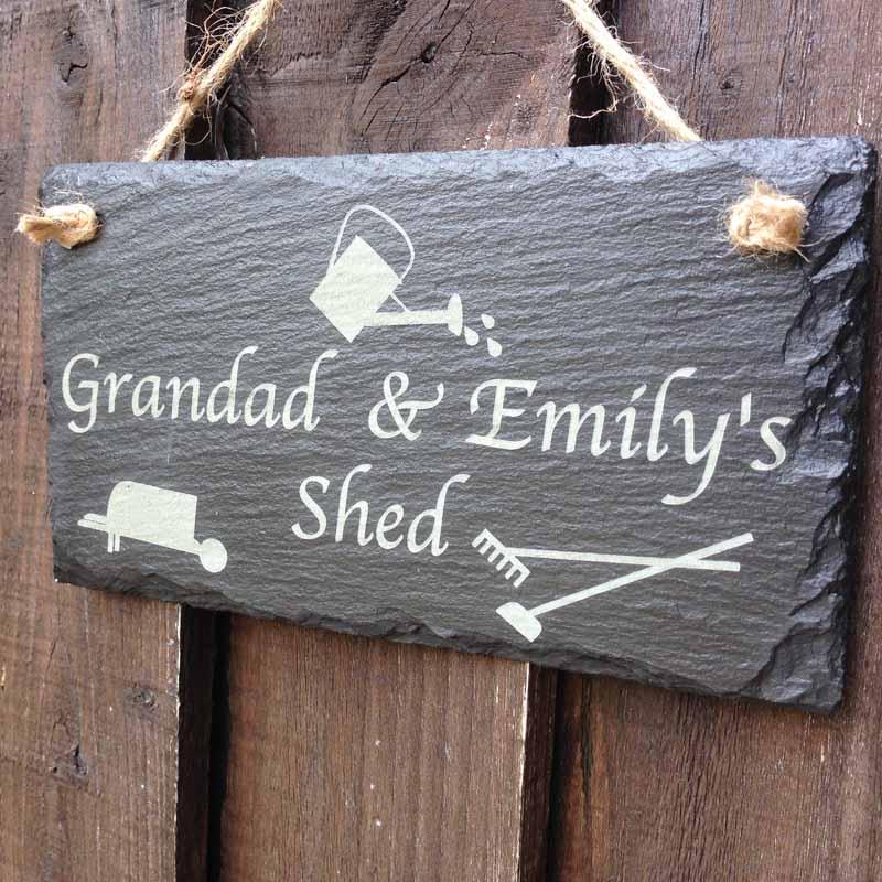 garden signs engraved 2