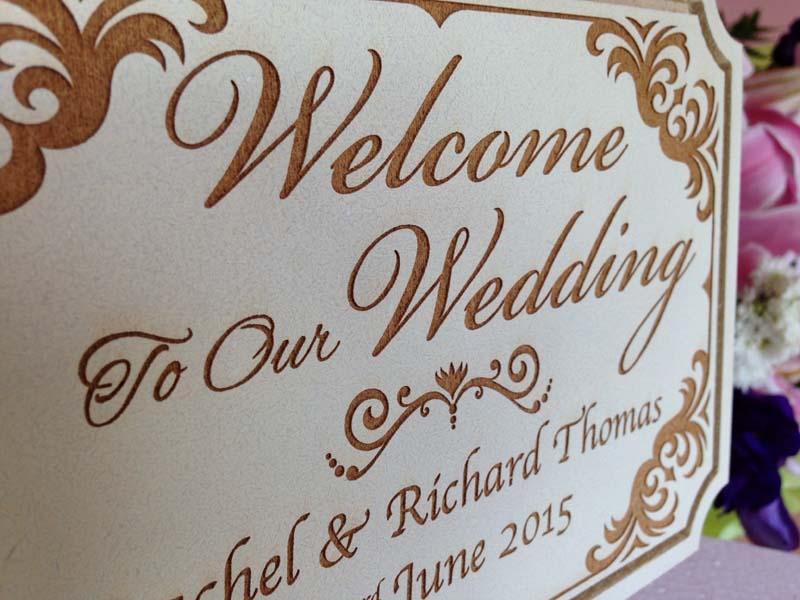 bespoke wedding signs new 16