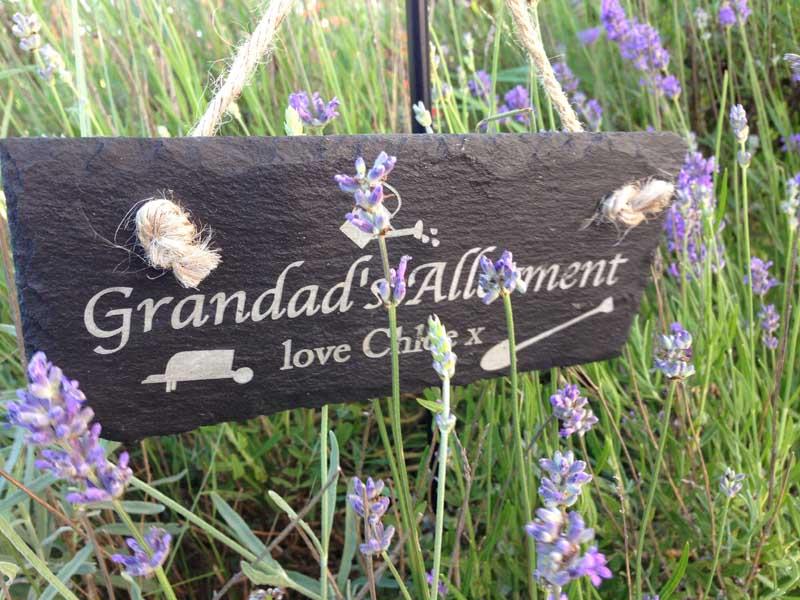 grandads garden sign 02