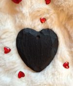 bespoke slate heart sign 7cm