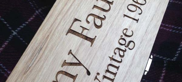 personalised wooden wine boxes