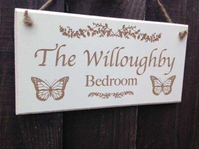 personalised bedroom signs 15