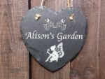 fairy signs for the garden