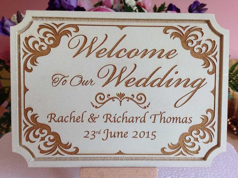 bespoke wedding signs new 12