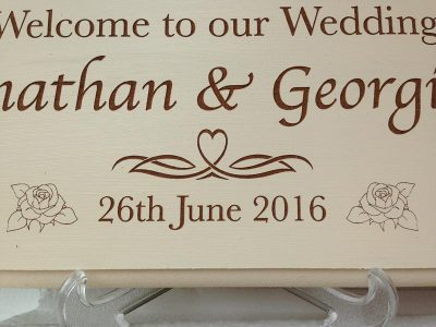 bespoke wedding signs new 4