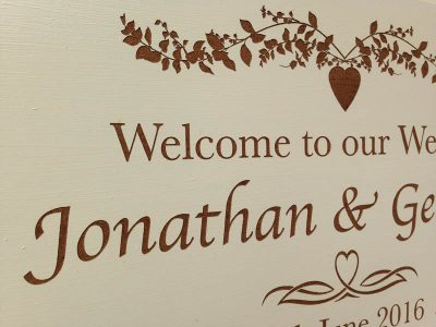 bespoke wedding signs new 5