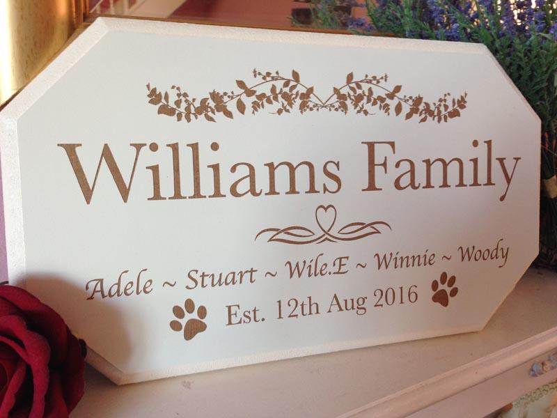 family established signs uk