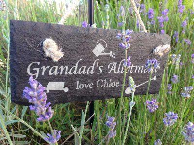 grandads garden sign 03