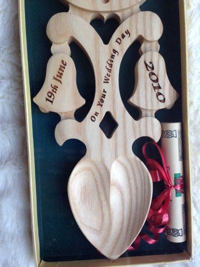 welsh love spoons personalised 05