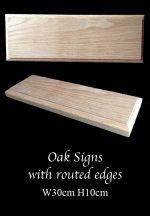 blank-oak-plaques