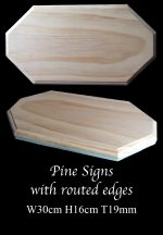 pine-personalised-signs