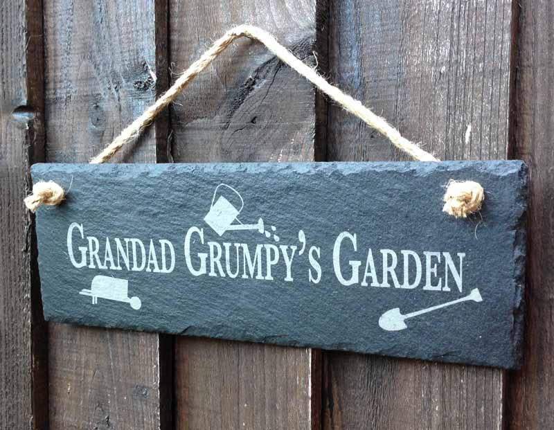 Large Personalised Garden Sign With Tools Personalised Garden Signs Design A Sign Personalised Signs For The Garden Home And Weddings Garden Shed Signs Memorial Signs